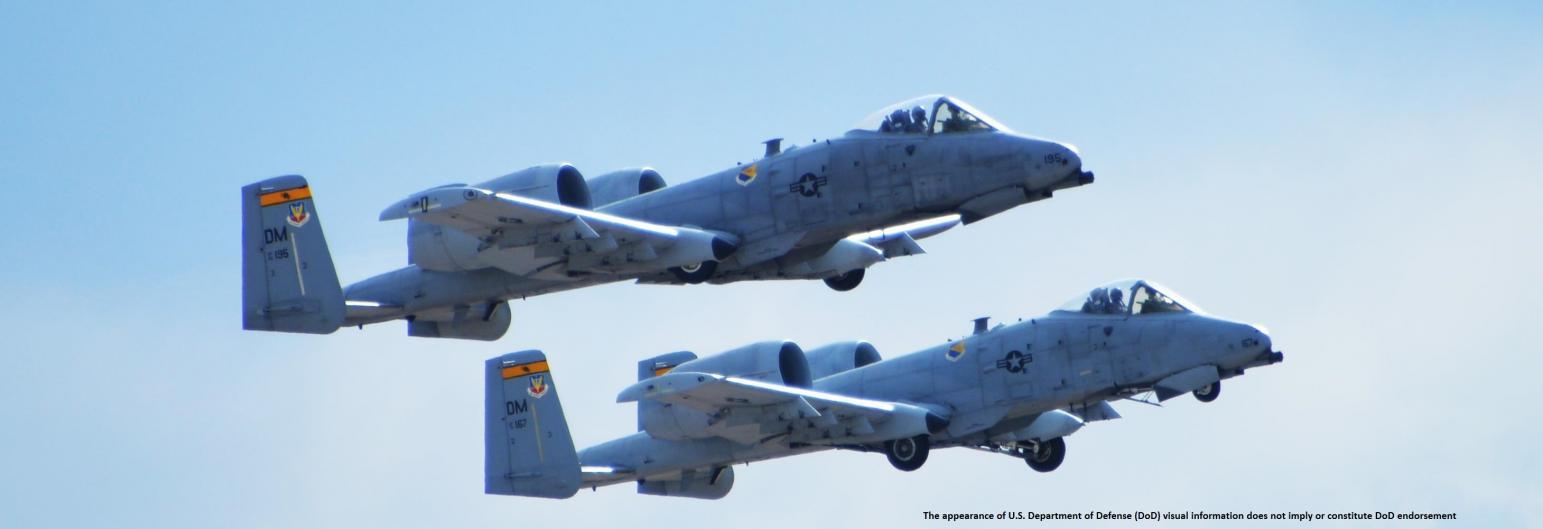 Tucson force az air us U.S. Air