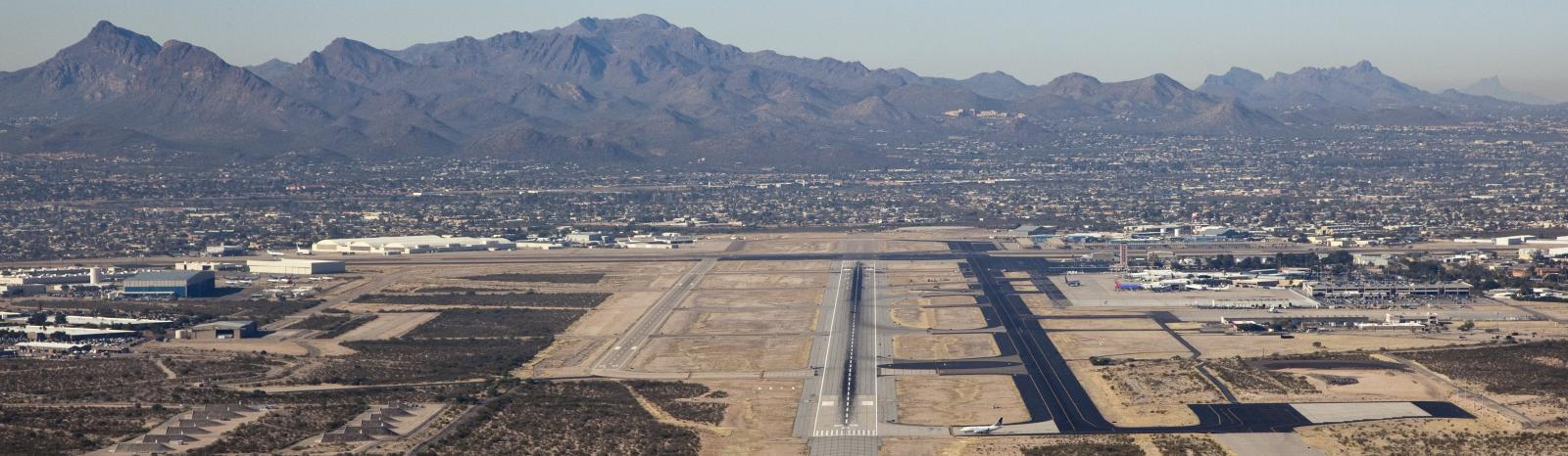Tucson International Airport Area